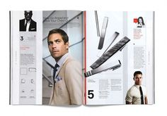 SI Special – Triboro Design | September Industry #layout #editorial #magazine #triboro