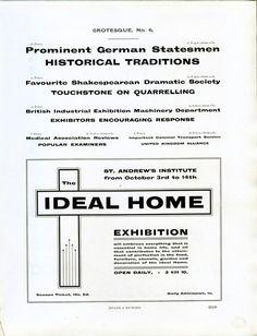 Type specimen of Miller and Richard's Grotesque No. 6 typeface. #type #specimen #typography