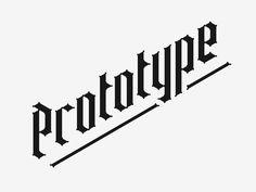 Prototype #gothic #prototype