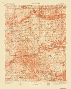 Historical Topographic Maps - YOSEMITE QUAD CALIFORNIA (CA) USGS 1911 #topographic #yosemite #map