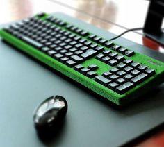 Midori Turf Keyboard #gadget