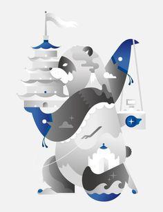 Illustration #illustration #graphic #texture