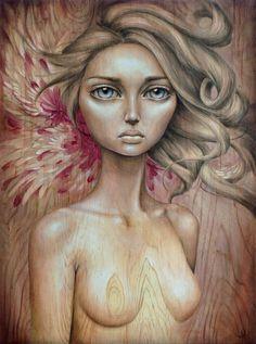Mandy Tsung #illustration #color #art