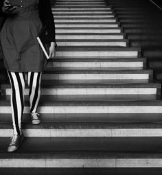 Black and White Street Photography by Thomas Leuthard #inspiration #white #black #photography #and
