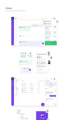Planguru UI Kit Freebie for Event and Planning Apps