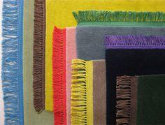 Modern and Joyful Reinterpretation of the Persian Carpet