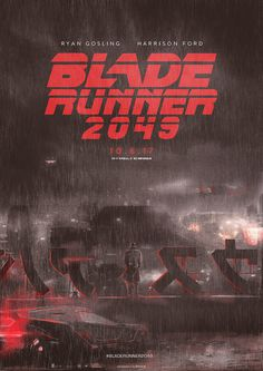 Blade Runner 2049 by Adam Cockerton-Rai