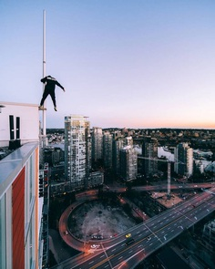 Stunning Rooftop Photography by Geoffrey Yuen