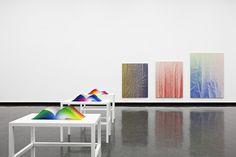 Tauba Auerbach at Bergen Kunsthall Tauba Auerbach at Bergen Kunsthall – Contemporary Art Daily #art #tauba auerbach