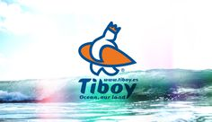 TIBOY, French -Spanish surfer brand. www.tiboy.es