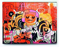 exhibitions | Pictoplasma | NYC 2011 #burgerman #jon #art #street #lobrow