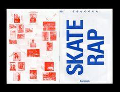 Preduce Bangkok S/S 2010 | OK-RM #ok #brand #identity #rm #layout