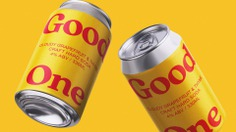You'll Want To Crack Open A Good One Soda | Dieline - Design, Branding & Packaging Inspiration