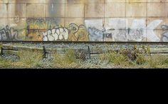 Diorama 1:87 Detail Graffiti