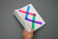 The Berlage Survey : The Exercises / Bench.li #pattern #cross #design #graphic #book #editorial
