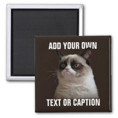 Grumpy Cat #magnets
