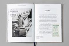 Pedro García / Pedro García, tres generaciones de zapateros / Editorial #bcn #serrahima #design #garca #claret #clase #editorial #pedro