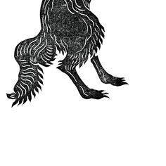 #illustration #woodblock
