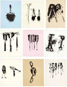 Jonathan Novak Contemporary Art - Jim Dine