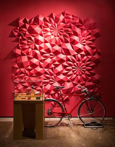 Matt Shlian | PICDIT #design #paper #sculpture #art