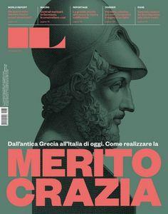 by Francesco Franchi #design #cover #magazine #francesco franchi #il36