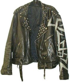 X20-RIO - Vêtement/Chaussure/Accessoires - Clothes/Footwear/Accessories - Dr.Martens/Rangers/Converse #leather jacket #rock n roll #heavy m