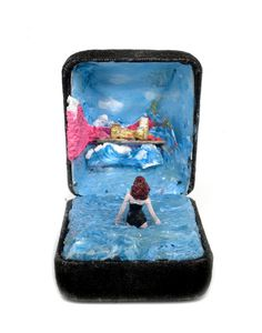 talwst19 #miniature #art #box #jewellery