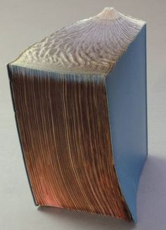 Guy Laramée - Cool Hunting #paper #book #art