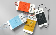 Verve Coffee Roasters #packaging #sustainable #concept #coffee