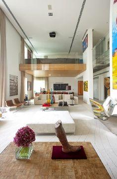 Massive Malibu Residence With Striking Indoor Glass Pool | Freshome