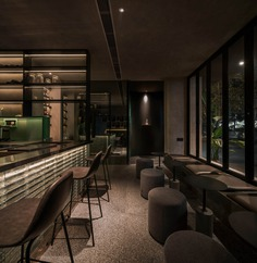 Cocktail Workshop and Night Bar in Chengdu City