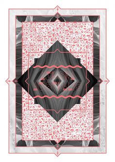 Aurora Australis Typeface - OCULTO #poster