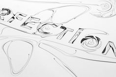 Perfection on the Behance Network #shilinets #perfection #illustration #anton #typography