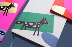 Piggy Red Envelope - Mindsparkle Mag I Chyi Chang is a Taipei-based illustrator and graphic designer serving a diverse range of clients including Starbucks and Yamaha, as well as local boutiques, musicians, and art festivals. #art #logo #identity #branding #design #color #photography #graphic #design #gallery #blog #project #mindsparkle #mag #beautiful #portfolio #designer