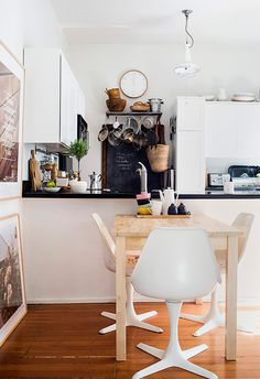 sfgirlbybay_white kitchen #interior #design #decor #kitchen #deco #decoration