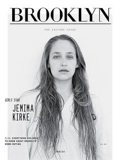 Brooklyn Magazine Spring 2013 Jemima Kirke