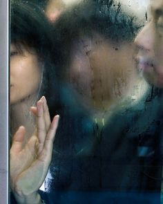 Tokyo Compression by Michael Wolf #photography #portrait #tokyo #metro #compression