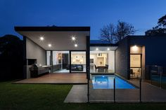 Wheelers Hill House by Eco Edge Architecture 1