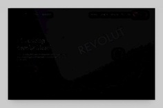 Revolut Metal - website