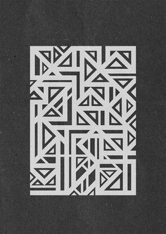 Geometric versions #versions31 #wwwbehancenetgallerygeometric #http