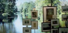 German Horticultural Museum, Erfurt: ATELIER BRÜCKNER #exhibition #breuckner #landscape