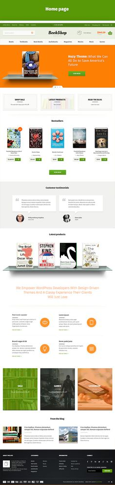 Bookshop & Free PSD Pack on Behance #flat #bookshop #template #hezytheme #shop #psd #free #books #responsive #black #store #ecommerce #webdesign #dark #hezy #web