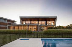Yacht Club House by Estudio Ramos #interior #design #architecture