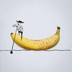 felipe ajala - banana boat
