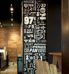 NiceFuckingGraphics!- Graphic Design Blog - Part 2 #interior #design #wall #type #decals #typography