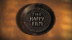 The Happy Film Titles Group Theory Stefan Sagmeister #happy #lettering #typography #the #film #sagmeister