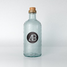 Empty bottle mock up Free Psd. See more inspiration related to Mockup, Template, Web, Website, Bottle, Mock up, Templates, Website template, Container, Mockups, Up, Web template, Realistic, Empty, Real, Web templates, Mock ups, Mock and Ups on Freepik.