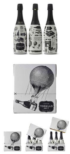 Förpackad Blogg om Förpackningsdesign, Förpackningar, Grafisk Design » Snyggt inifrån och ut CAP&Design Nordens största tidning f #packaging #design #graphic #bottle