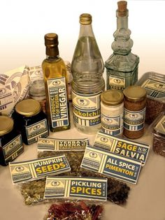 Russian Deli (Student Work)   Packaging of the World: Creative Package Design Archive and Gallery