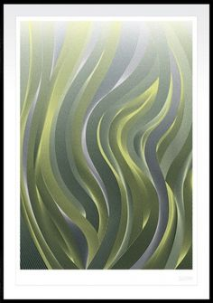 StolenSpace Gallery #abstract #print #lines #grass